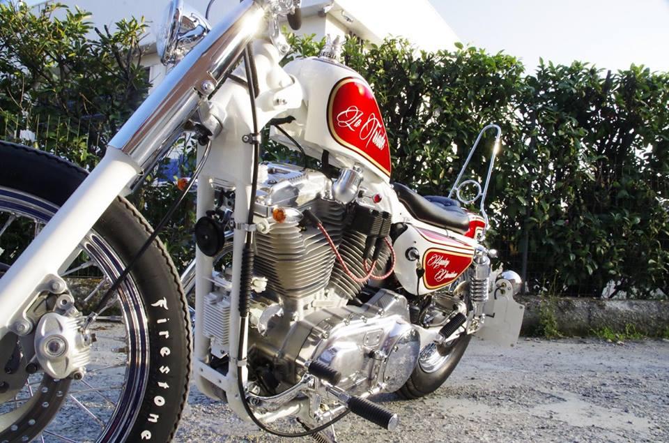 Harley Davidson  - 92
