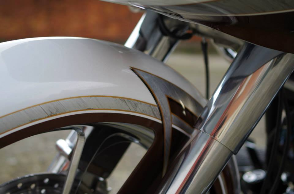 Harley Davidson  - 74