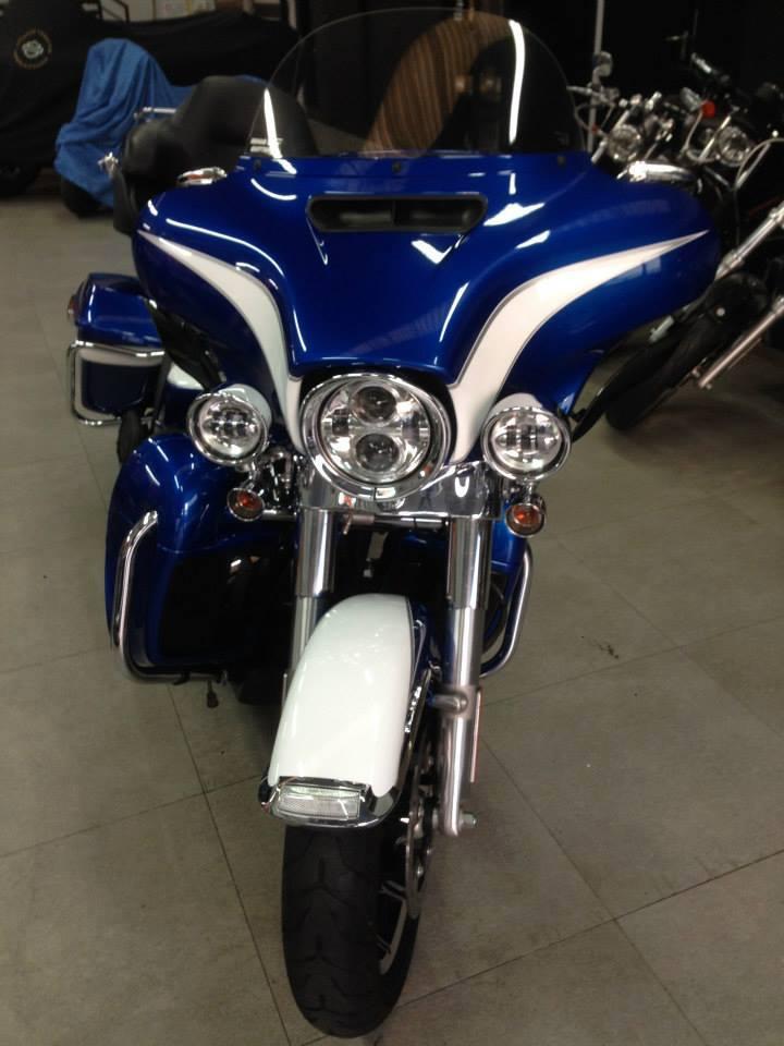 Harley Davidson  - 107