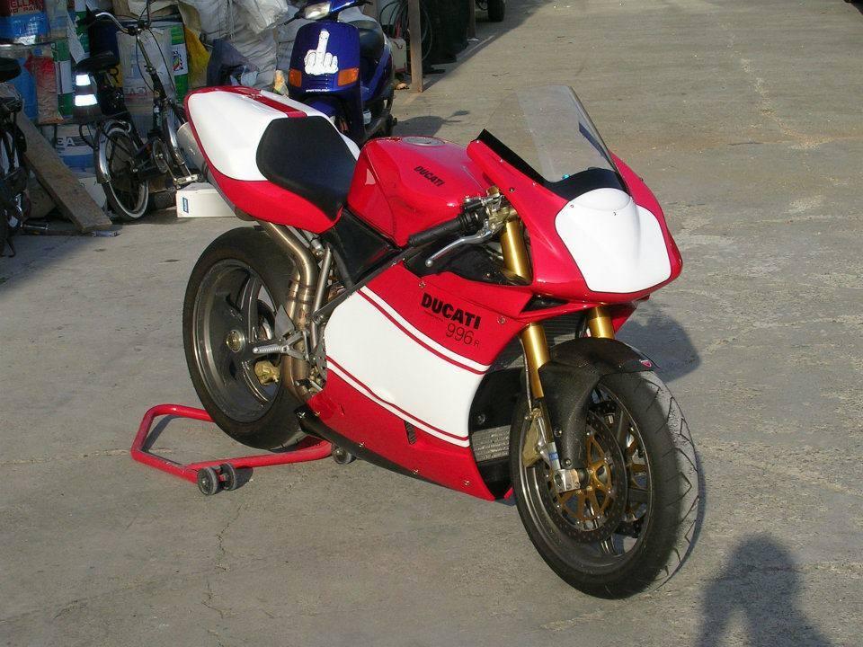 Moto da Corsa - 62