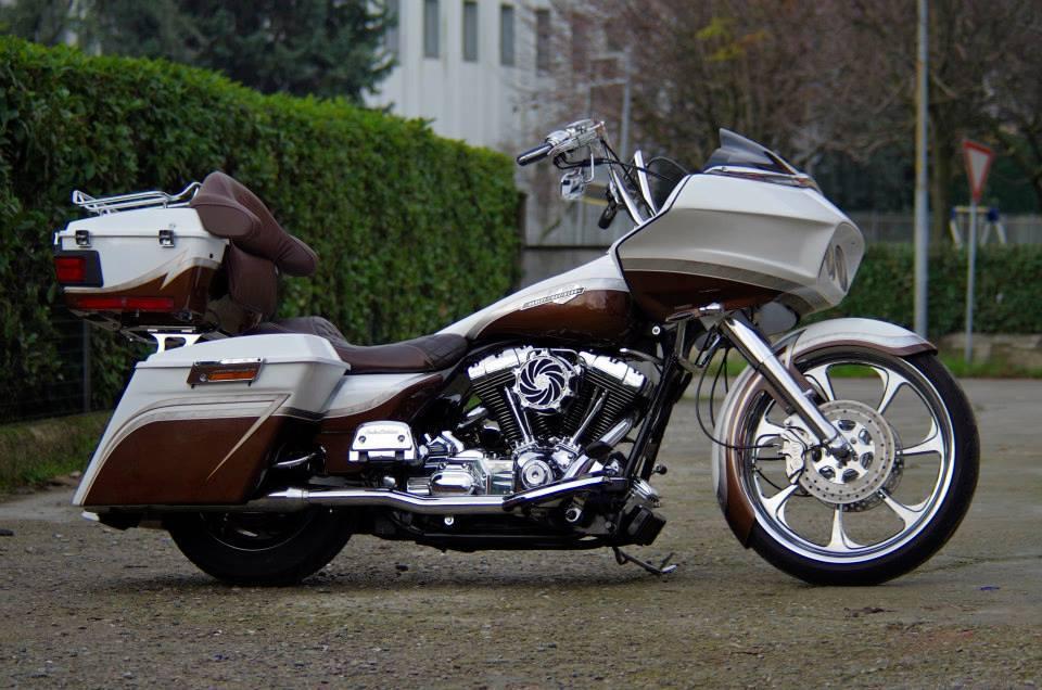 Harley Davidson  - 72