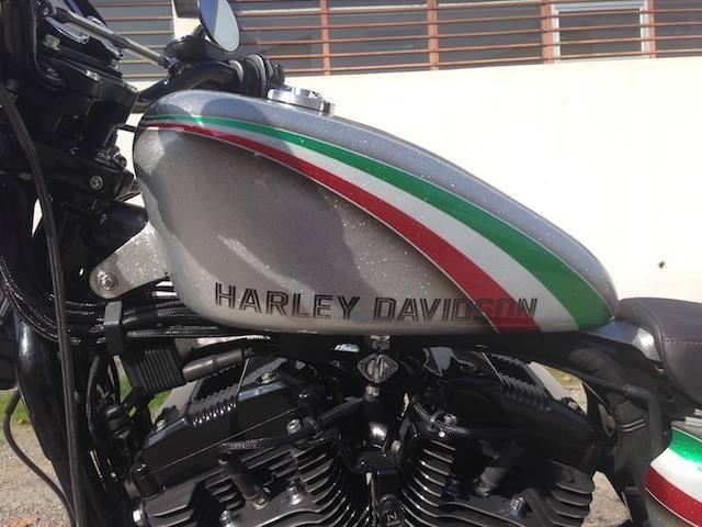 Harley Davidson  - 69