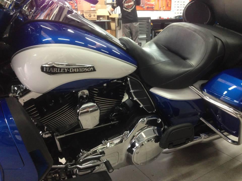 Harley Davidson  - 106