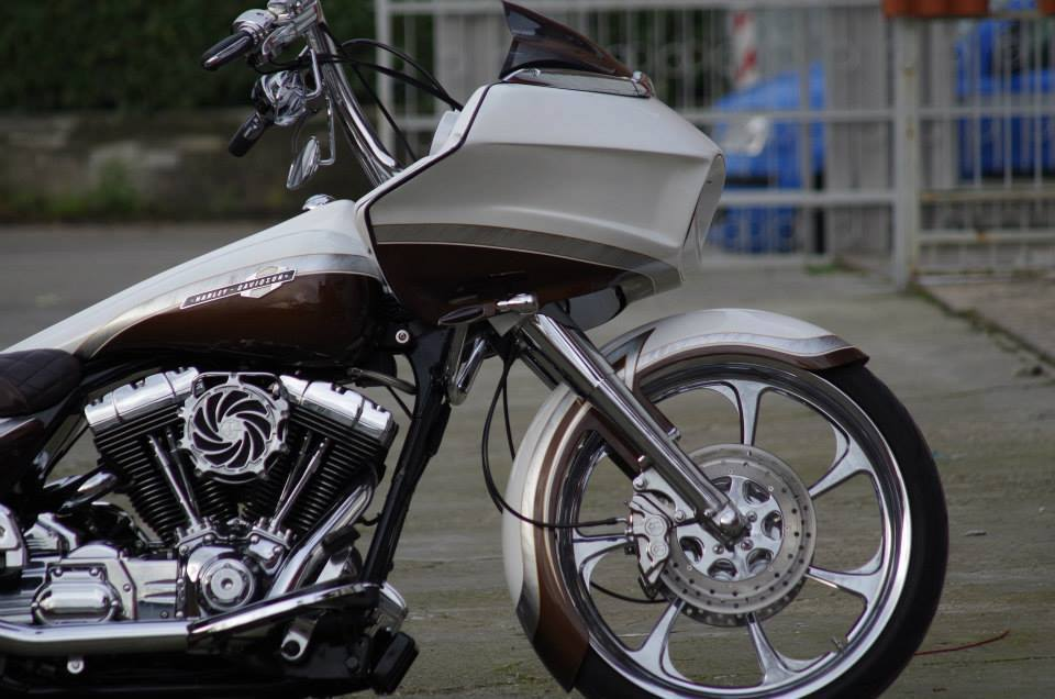Harley Davidson  - 73