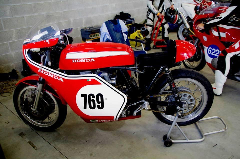 Moto da Corsa - 68