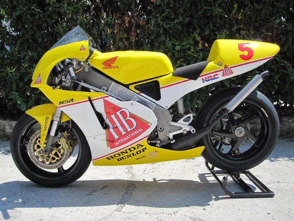 Moto da Corsa - 83