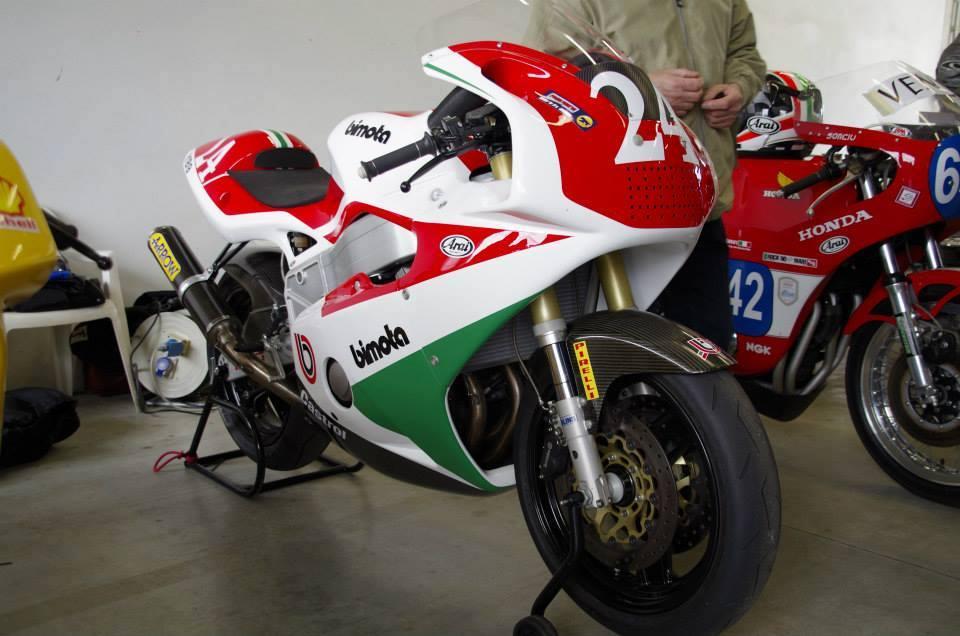 Moto da Corsa - 44