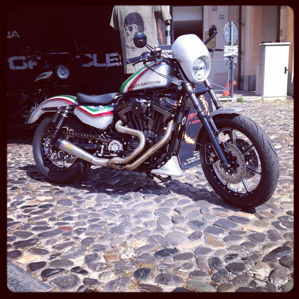 Harley Davidson  - 63