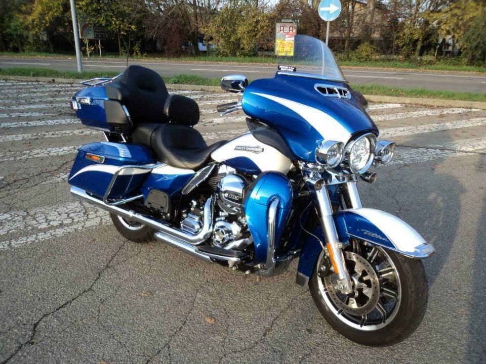 Harley Davidson  - 105