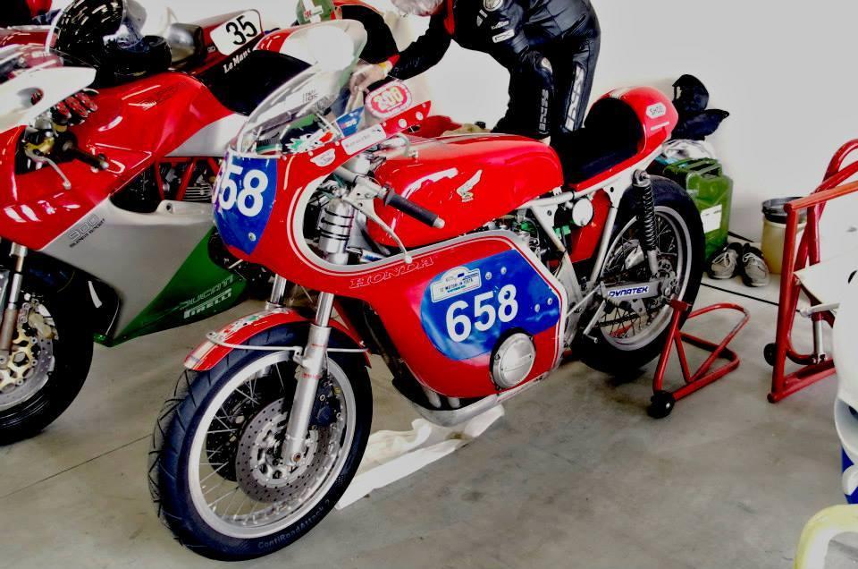 Moto da Corsa - 69