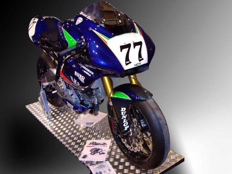Moto da Corsa - 72