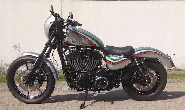 Harley Davidson  - 70