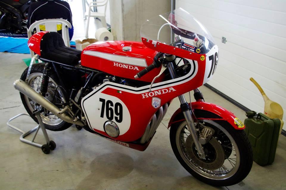 Moto da Corsa - 65