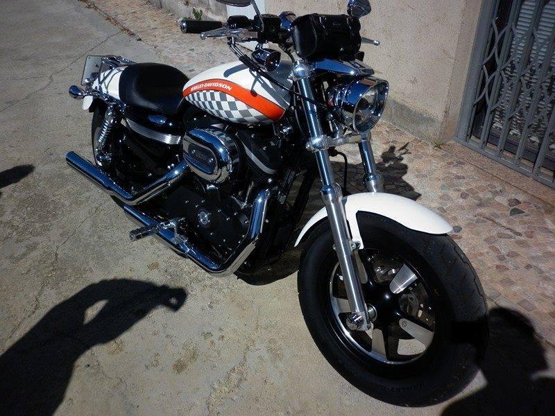 Harley Davidson  - 123