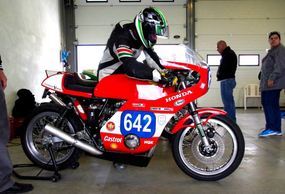 Moto da Corsa - 67