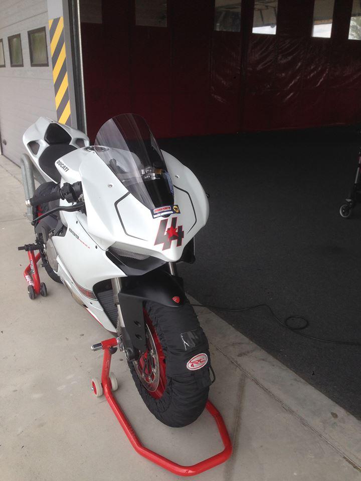 Moto da Corsa - 76