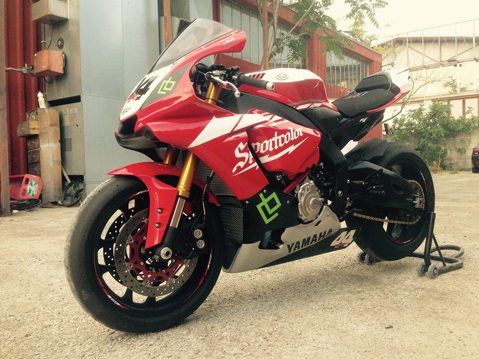 Yamaha - 57