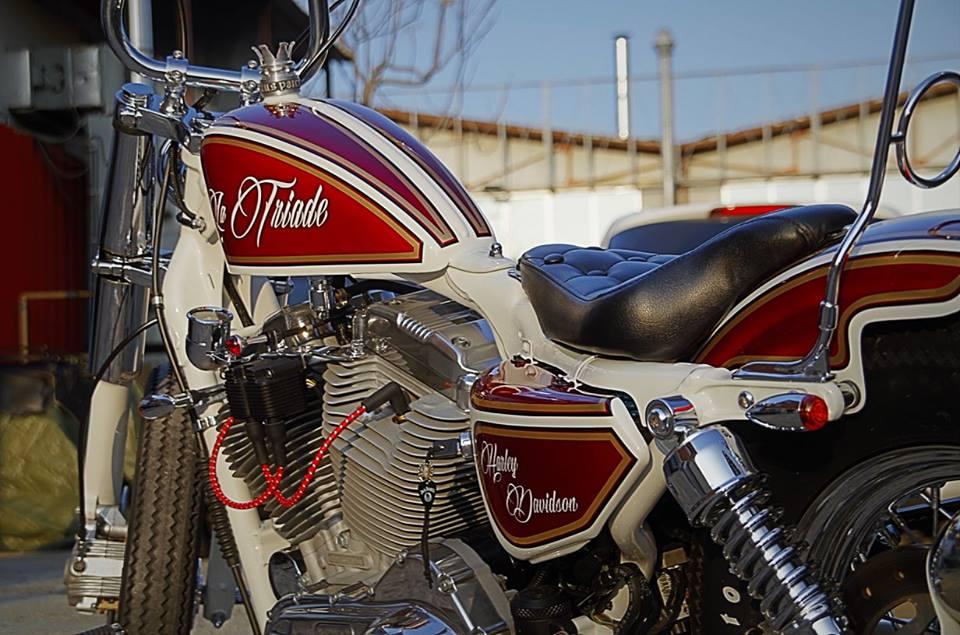Harley Davidson  - 98