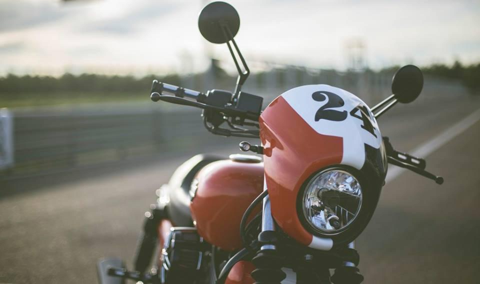 Harley Davidson  - 94