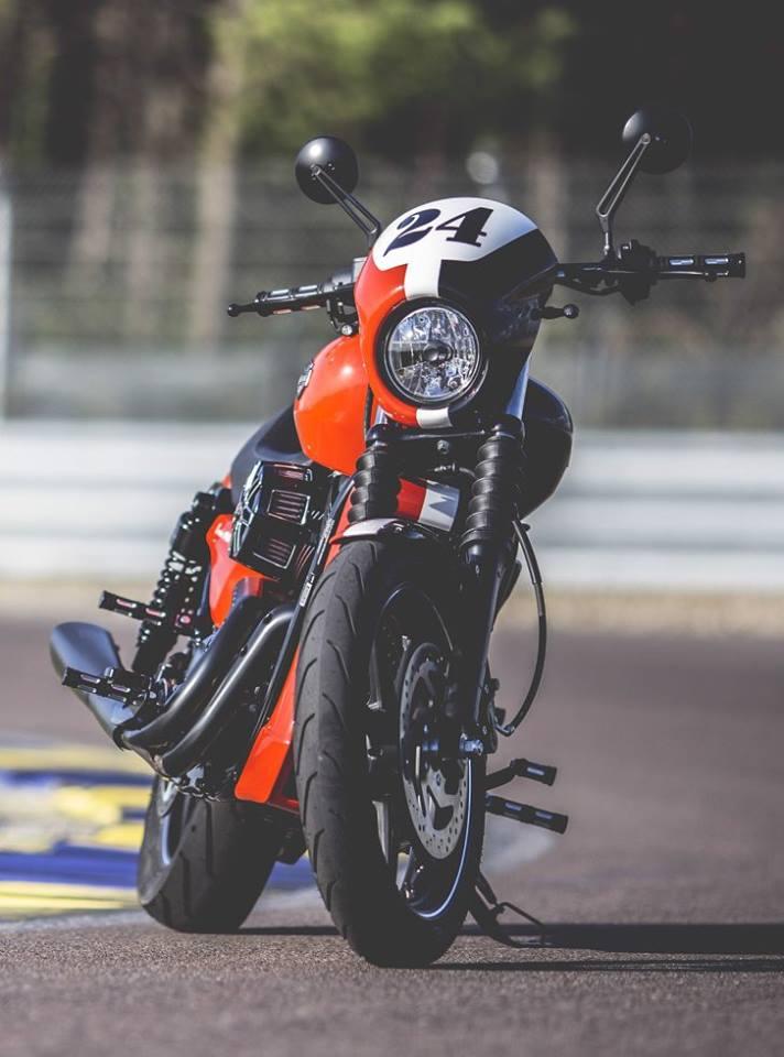 Harley Davidson  - 93