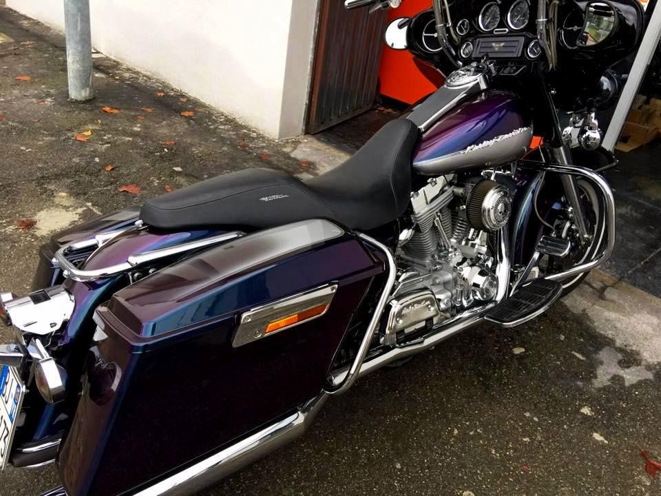 Harley Davidson  - 110