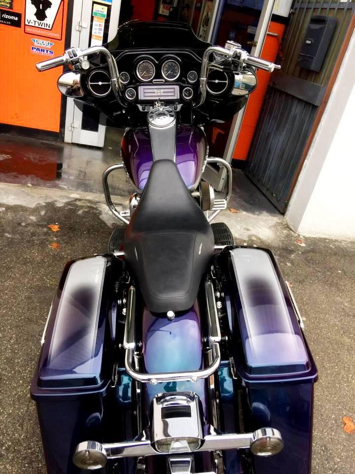 Harley Davidson  - 116