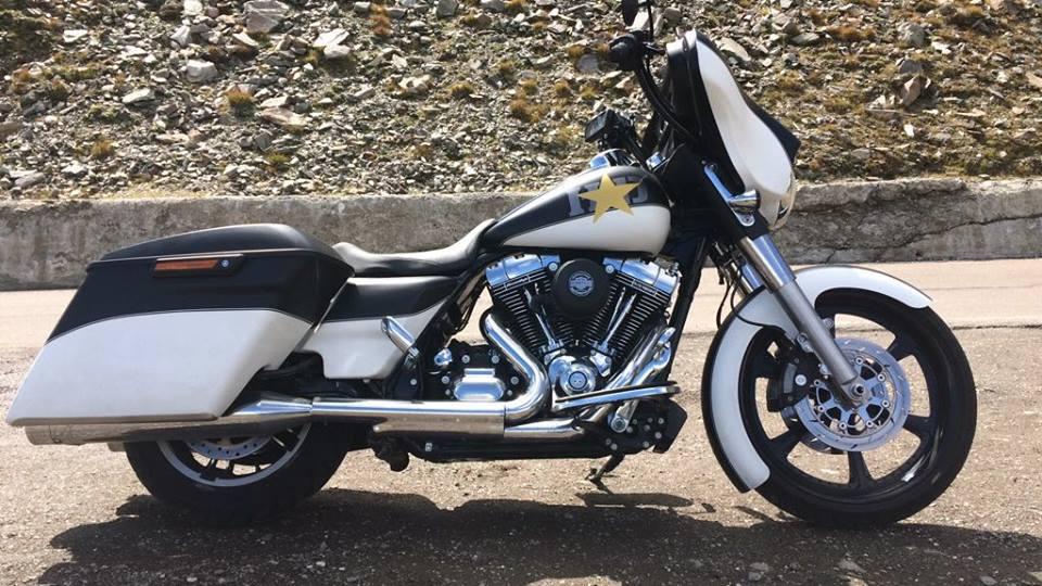 Harley Davidson  - 115
