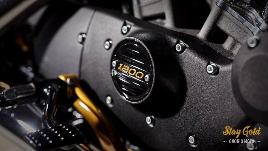 Harley Davidson  - 87
