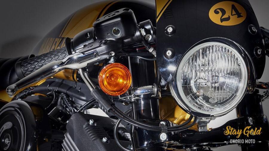 Harley Davidson  - 91