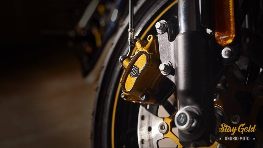 Harley Davidson  - 89