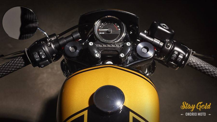 Harley Davidson  - 90