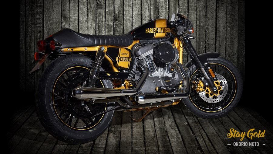 Harley Davidson  - 85