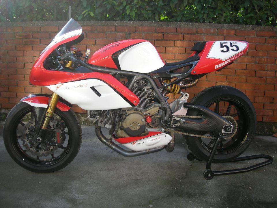 Moto da Corsa - 86