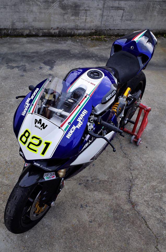 Moto da Corsa - 49