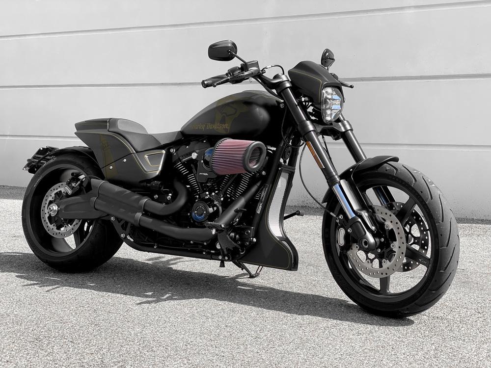 Harley Davidson  - 22