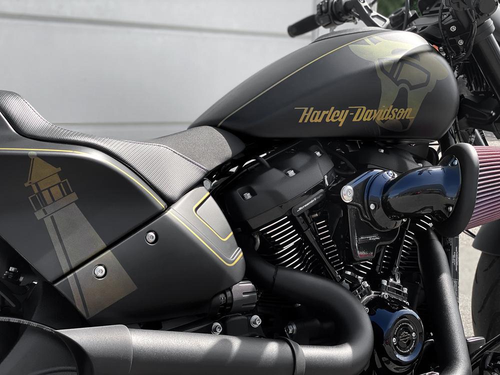 Harley Davidson  - 21