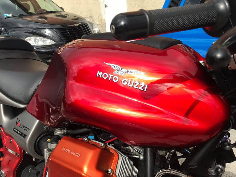 Moto Guzzi - 3