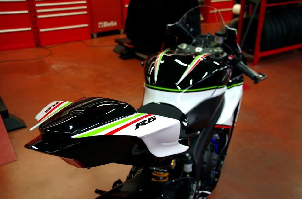 Moto da Corsa - 33