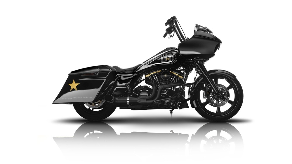 Harley Davidson  - 58