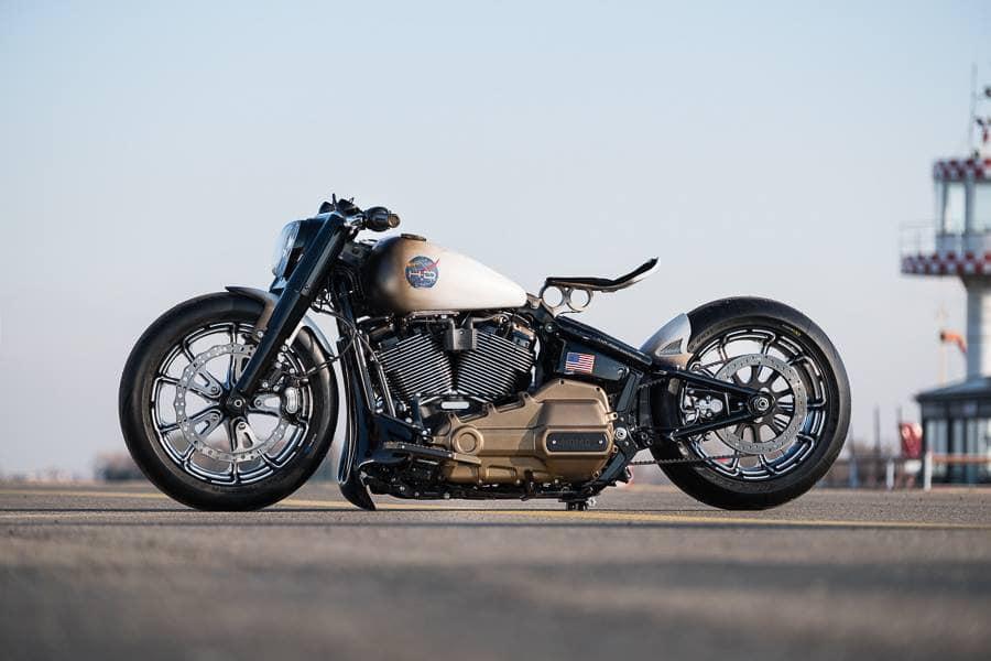 Harley Davidson  - 38