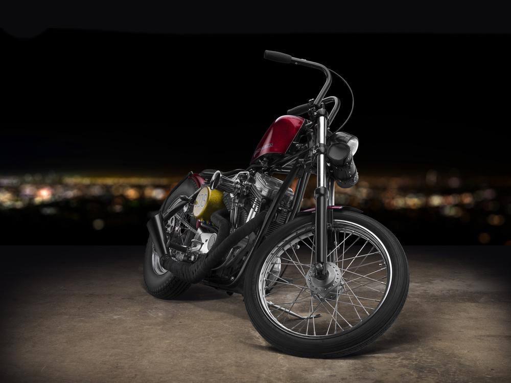 Harley Davidson  - 41