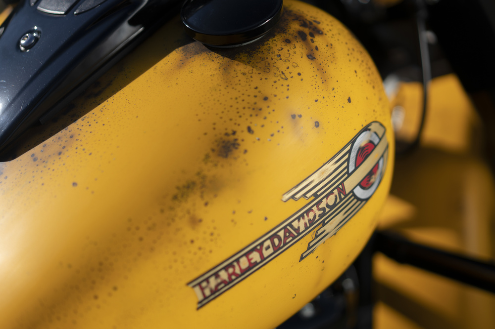 Harley Davidson  - 34