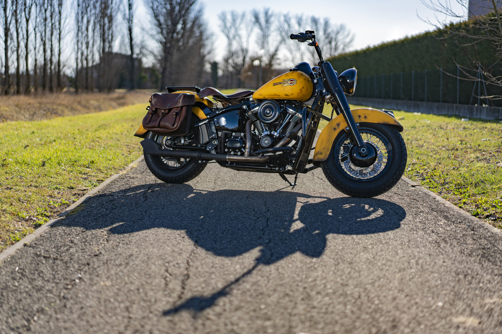 Harley Davidson  - 35