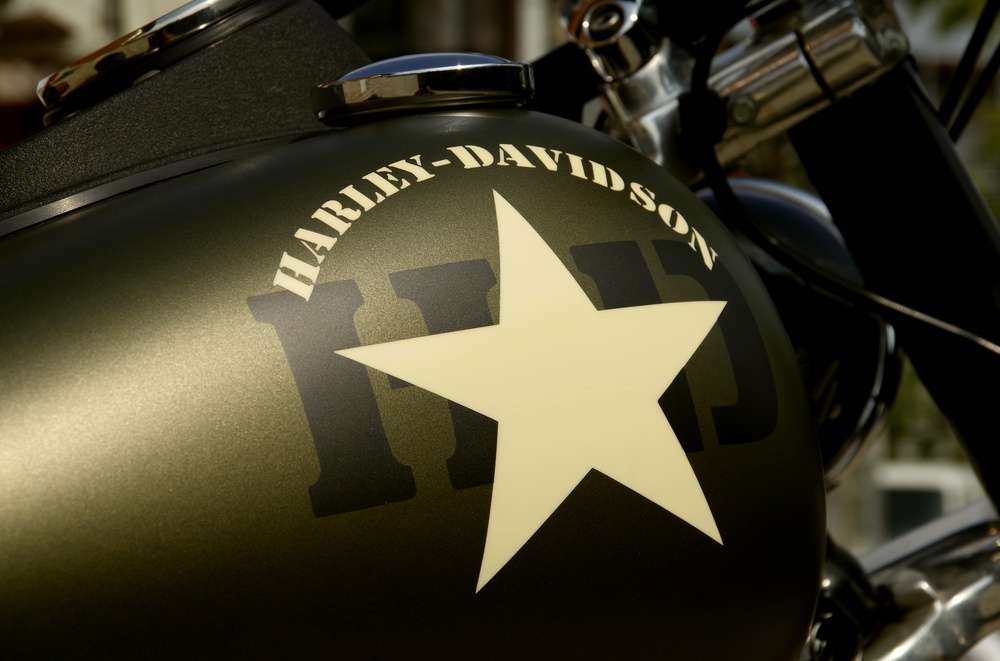 Harley Davidson  - 52