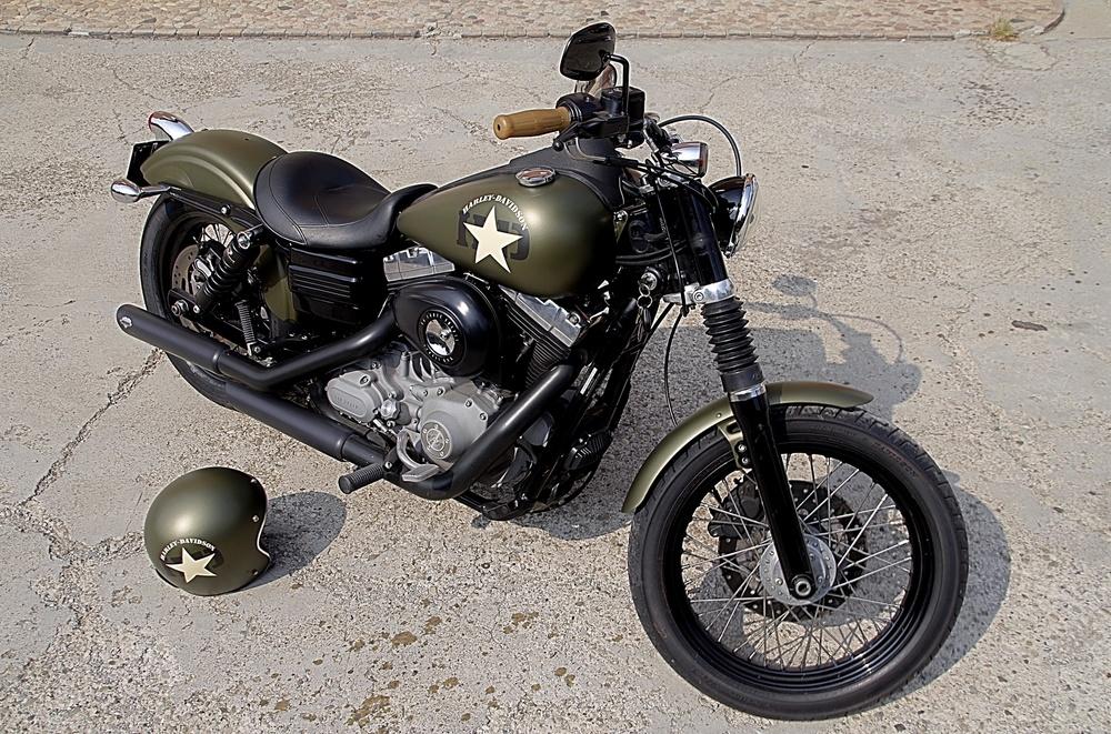 Harley Davidson  - 46