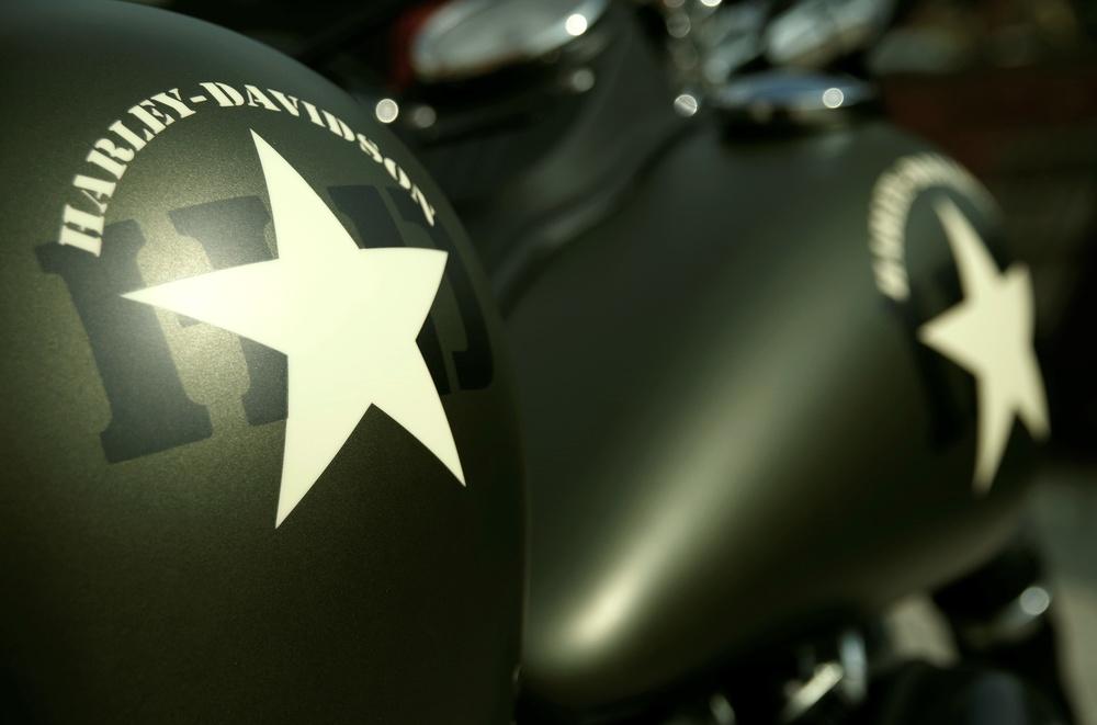 Harley Davidson  - 53
