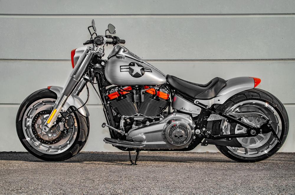 Harley Davidson  - 49