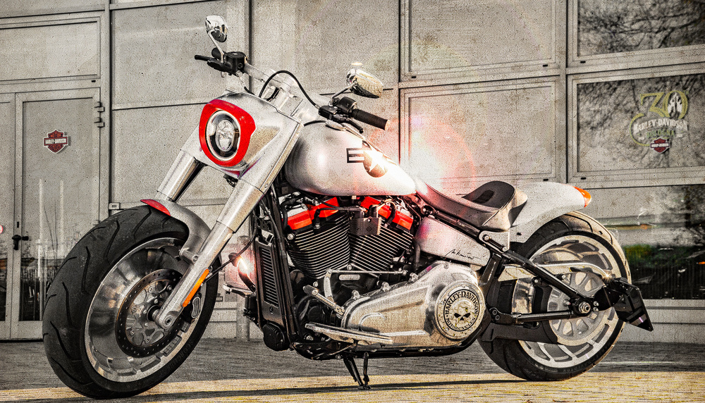 Harley Davidson  - 42