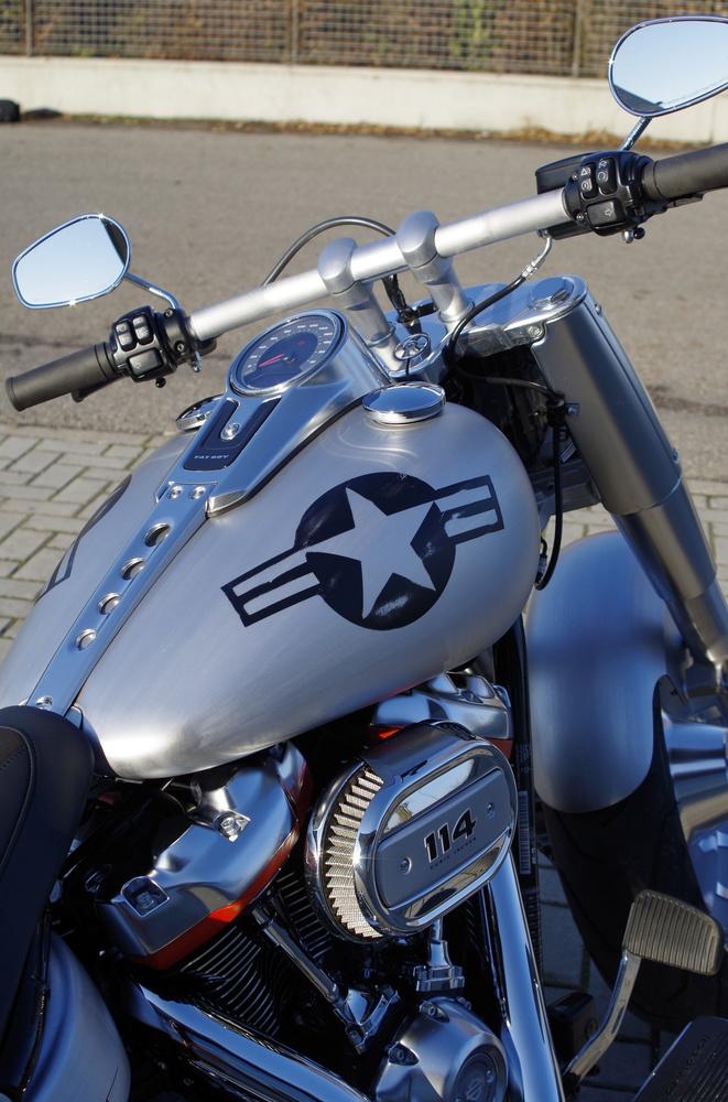 Harley Davidson  - 43