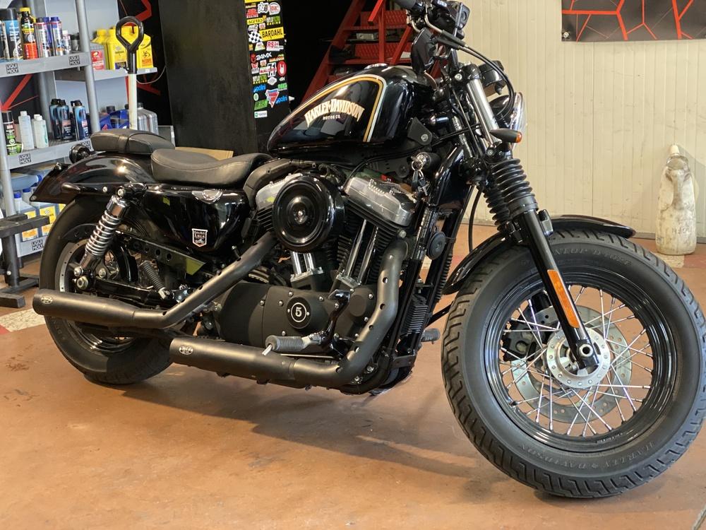 Harley Davidson  - 18